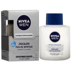 Лосьон после бритья Nivea Men (антибактериальный) 100 мл