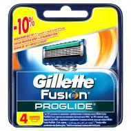 Лезвия Gillette Fusion ProGlide упаковка 4 шт