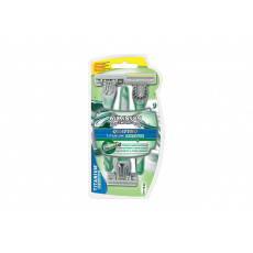 Набор Wilkinson Sword Quattro Titanium Sensitive
