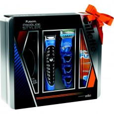 Набор Gillette Fusion ProGlide Styler + гель для бритья