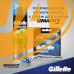 Лезвия Gillette Mach3 Turbo упаковка 12 шт