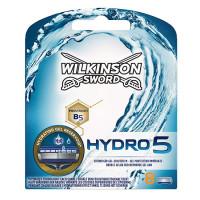 Лезвия Wilkinson Sword(Schick) Hydro5 упаковка 8 штук