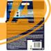 Набор Gillette Fusion5 ProGlide Станок + 10 картриджей на планшете