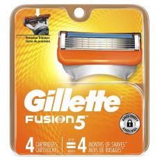 Лезвия Gillette Fusion5™ упаковка 4 шт США