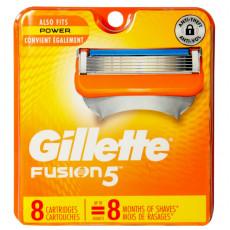 Лезвия Gillette Fusion5 Power упаковка 8 шт США