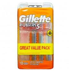 Лезвия Gillette Fusion5™ упаковка 10 шт