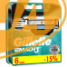 Лезвия Gillette Mach3 упаковка 6 шт