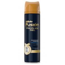 Гель для бритья Gillette Fusion ProGlide Gold увлажняющий 200 мл
