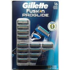 Лезвия Gillette Fusion ProGlide 16 картриджей на планшете