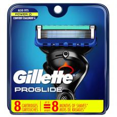 Лезвия Gillette Fusion ProGlide упаковка 8 шт США