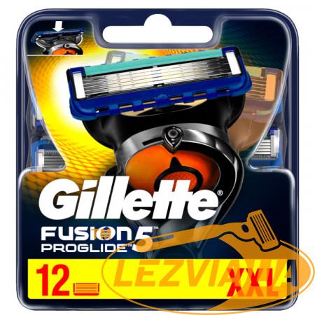 Лезвия Gillette Fusion ProGlide упаковка 12 шт