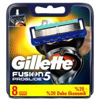 Лезвия Gillette Fusion ProGlide упаковка 8 шт