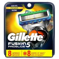 Лезвия Gillette Fusion5™ ProGlide Power упаковка 8 шт США