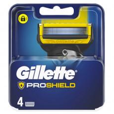 Лезвия Gillette Proshield упаковка 4 шт