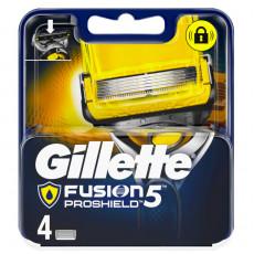 Лезвия Gillette Fusion5 Proshield упаковка 4 шт