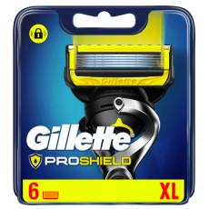 Лезвия Gillette Proshield упаковка 6 шт