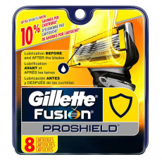 Лезвия Gillette Fusion Proshield упаковка 8 шт