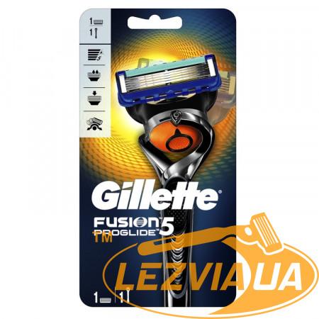 Станок Gillette Fusion5 ProGlide Flexball (1 картридж) с подставкой