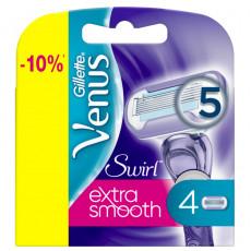 Лезвия Gillette Venus Swirl упаковка 4 картриджа