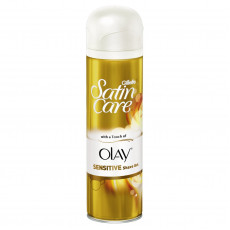 Гель для бритья Satin Care OLAY sensitive 200 мл (женский)